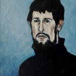 Alexander Moffat Self Portrait 1963