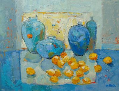 Scatter of Lemons