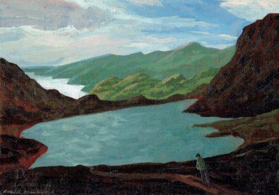 Path to the Loch, Argyle