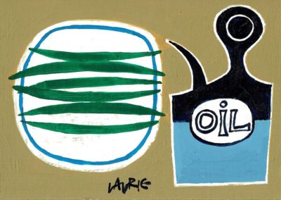 Oil and Greens