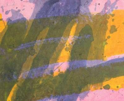 Ian Mckenzie Smith  Dun Dusk  Watercolour 40 X 53 Cm