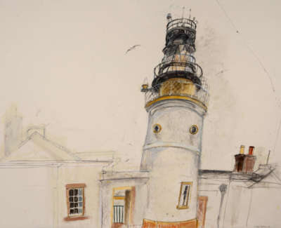 13 Sumburgh Head Lighthouse