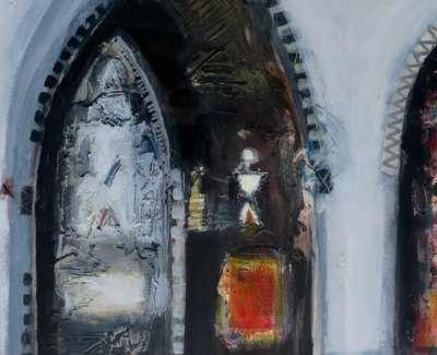 20  Side Altar Spoleto