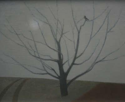 30  Tree Sun And Bird