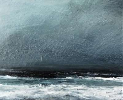 Rough Seas By Sumburgh