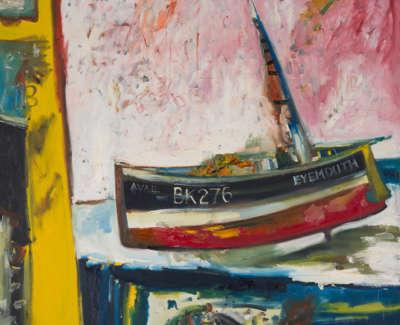 Avail Oil On Canvas 1982 152 5X152 5Cm