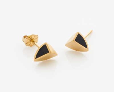 Billie Earrings 18Ct Gold Plate