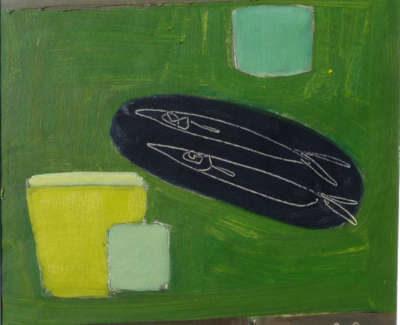 Black Fish Dish 42X42Cmweb