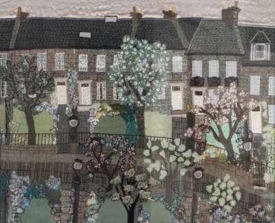 Carola Gordon Textile Collage Web