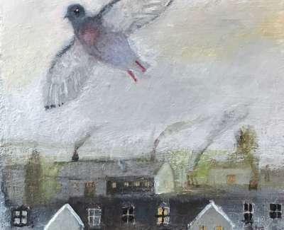 Coaltown Angel 15X20Cm