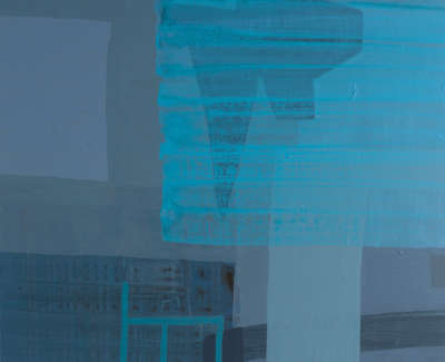 Doerr Hidden Extras Acrylic On Canvas 80 X 80Cm