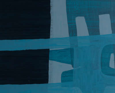 Doerr The Sting Acrylic On Board 60 X 50Cm