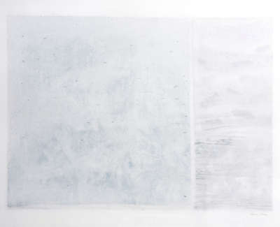 Drift  Watercolour 27 X 40 Cm £3000 00