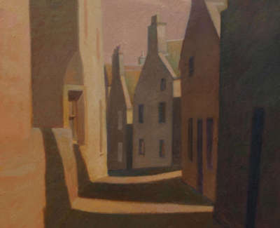 Early Morning Stromness By Neil Macdonald