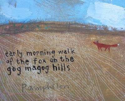 Early Morning Walk Of Foxweb