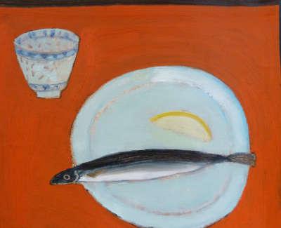Fiona Macrae Duck Orange