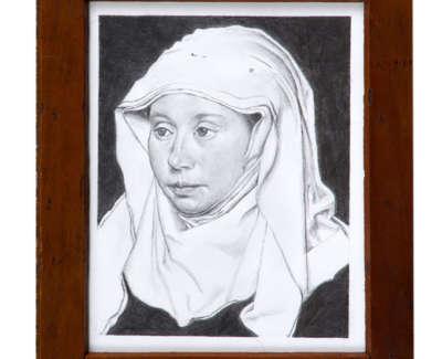 Flemish Lady