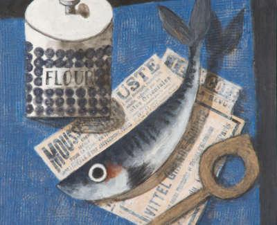 Flour Jar And Fishweb