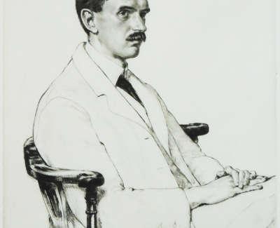 Francis Dodd Lionel Godfrey Pearson