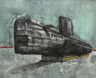 Georgina Bown  Sum 3  Monotype 15 X 21 Cm £160 00