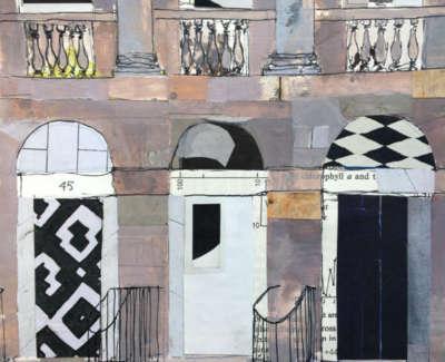 Great King Street Edinburgh 19 X 18 Cm £325