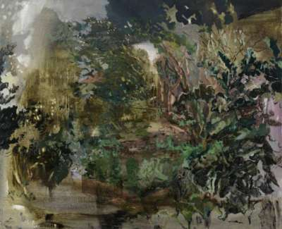 Growing Oil On Canvas 95 X 105 Cmweb