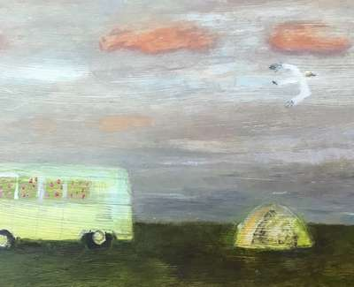 Happy Campers 15X30Cm