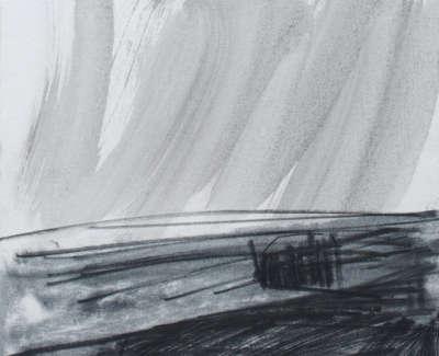 Ink Landscape I