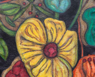 Iridescent Flowersweb