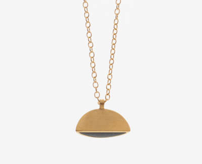 Katie Pendant 18Ct Gold Plate