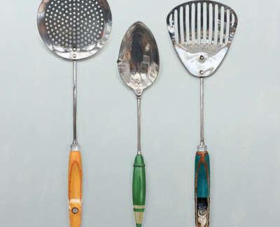 Kitchen Equipment Acrylic On Panel 65 X 55 Cm £2800 00