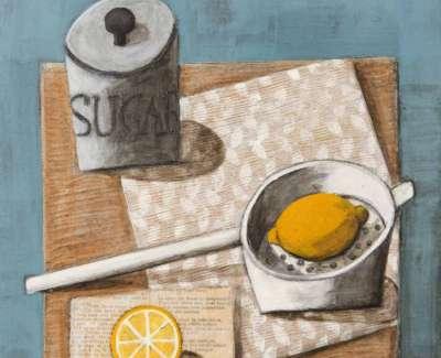 Lemon And Sugarweb
