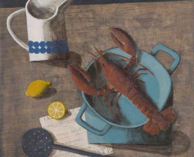 Lobster And Jugweb