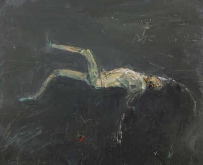 Mc 14 22 Ii 2017 Oil On Canvas 50X60Cm