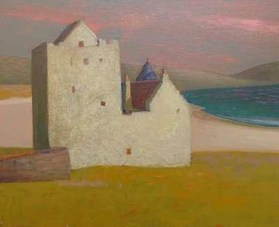Macdonald Breachacha Castle Collweb