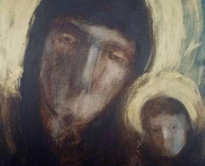 Madonna And Childweb