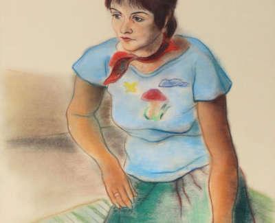 Maggie Mitchell 1979