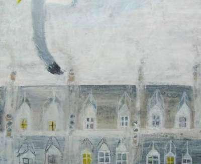 Mc Innes Seagull On A Dreich Dayweb