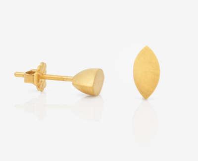Mini Rachel Earrings 18Ct Gold Plate