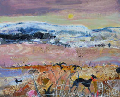 Moonlit Walk Fife 71 X 81 Cmweb