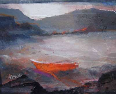 Nagl Red Boat Melfort Argyllweb