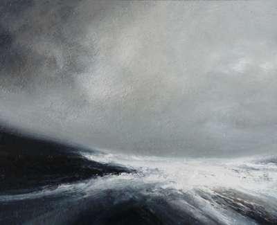 Northmavine Storm Seas Web