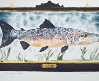 Percys Salmon 9 10