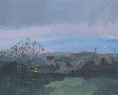 Pleasure In Darkness From The Pentland Hillsweb