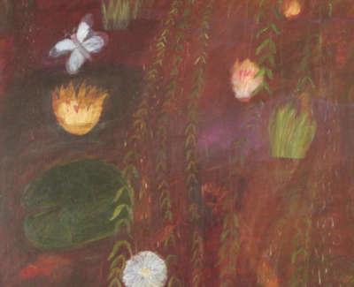 Pond Angel