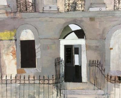 Randolph Crescent Edinburgh 29 X 29 Cm £450