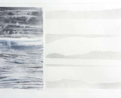 Rippling Landward  Watercolour 60 X 97 Cm £3000 00