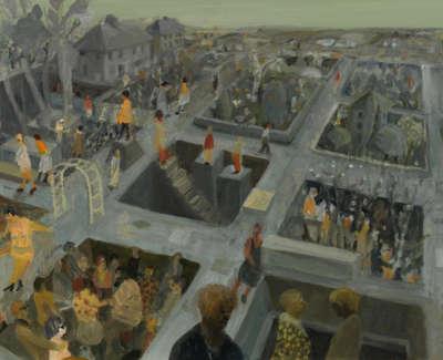 Robbie Bushe Oxgangs Excavationsweb