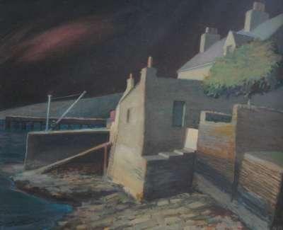 Shoreline Stromness By N Macdonald