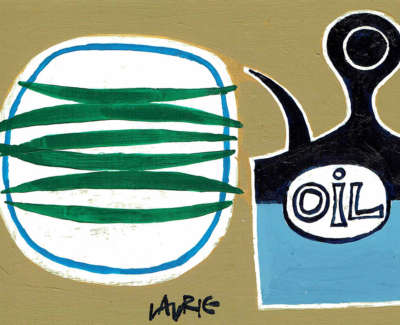 Simon Laurie Rsw Rgi  Oil And Greens  Oil On Board